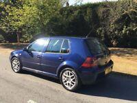 2001 volkswagen golf 1.8 gti turbo 5 doors