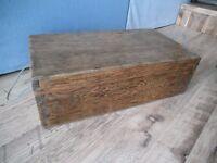 Pine Storage Chest/Box
