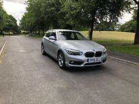 2015 LCI BMW 1 Series Full Dealer Service History