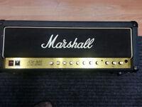 Vintage Marshall JCM 800 Model 2210 100W All tube Head. S/29099 1984 MODEL