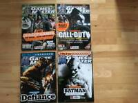 Collection of Games Master Magazines