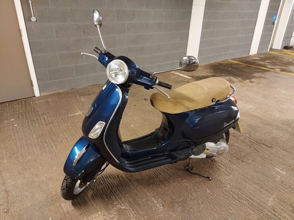 Gebrauchte und neue Vespa LX 125 i.e. 3V Motorräder kaufen