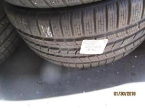 275/40R20 SINGLE ONLY USED PIRELLI WINTER TIRE