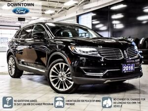 2016 Lincoln MKX Reserve, Tow Pack, Navi, Pano roof, Self Parkin