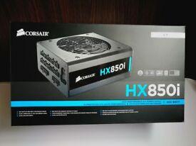 Corsair HX850i (CP-9020073-UK) 850W Full Modular, 80PLUS Platinum, SLI/CrossFire