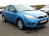 2009 ford focus style 1.6 diesel, low miles, motd feb 2019 all cards welcome