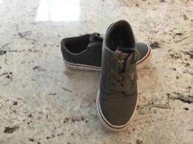 Boys Vans Shoes Size 1