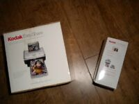 Kodak EasyShare CX7220 2.0MP Digital Camera & Printer Dock - Both in Sealed Boxes -Never Been Opened