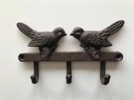 Small bird hooks