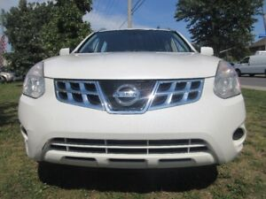 2011 Nissan Rogue S/SV