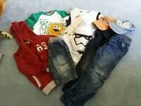 Age 5-6 Boys clothes