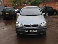 Vauxhall zafira diesel long Mot hpi clear start and drive