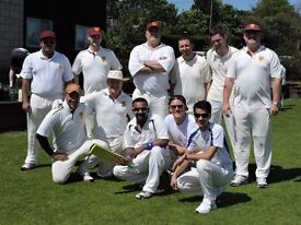 Enthusiastic cricketers wanted for Friendly South London team for 2017 and beyond!