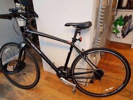 54cm Specialized Sirrus comp hybrid (matt black) Excellent condition