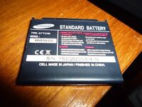 Batteries for Samsung SGH U600