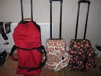Set of Wheeled Cabin bags