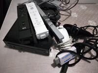 Nintendo Wii - black
