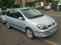 BARGAIN!! Renault Scenic 1.6 Petrol Automatic Low Mileage MUST SEE!!