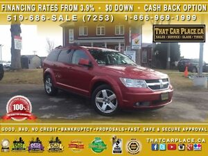 2009 Dodge Journey SXT-$64/Wk-7 Seater-Sunroof-Tint-Pwr Dr St-Mp