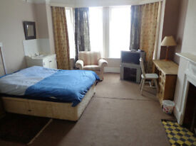Large Double bed room in house in WESTBOURNE £110 p/w inc bills NO SMOKERS