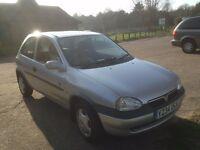 Vauxhall Corsa Club B 1.2 16 V