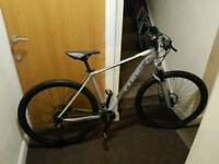 Cube comp Acid mountain bike with hydraulic brakes and 29 inch wheel