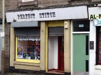 SHOP TO LET ON BLACKNESS ROAD