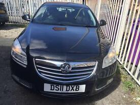 2011 Vauxhall insignia.cheap car.this car is not listed