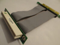 Flexible PCI Riser card