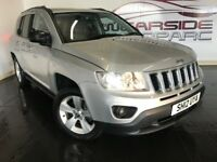 JEEP COMPASS 2.0 Sport Plus 5dr (silver) 2012