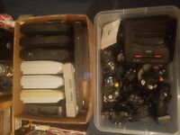 mega drive 2 sega console