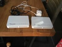 Routers : Free to a good home