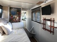 42ft narrowboat, canal boat, with mooring for £20k ono BARGIN!!! Home for sale