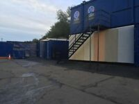 Offices, Containers & Shed For Rent