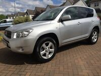 Toyota RAV4 XTR, 2.0L VVT-i Petrol. FTSH, 2 previous owners, immaculate condition and low mileage
