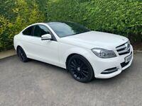 Mercedes-Benz, C CLASS, Coupe, 2013, Manual, 2143 (cc), 2 doors