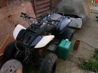 Shinray 200cc quad bike SWAP
