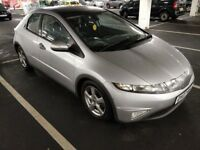 2007 Honda Civic ES 2.2 Diesel Manual Cheap Reliable Car Panoramic Roof Servi...