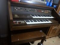 Electric Church Organ