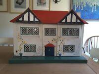 Vintage 1950s Dolls House