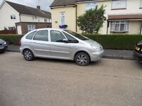 citroen xsara picasso 2 litre hdi very good on fuel had complete new clutch at 123.829 miles