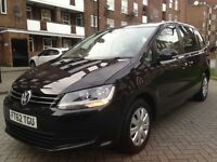 VOLKSWAGEN SHARAN 2.0 TDI DSG AUTO 2013 FULL SERVICE HISTORY HPI CLEAR P/X WELCOME