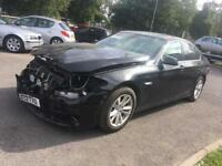 2012 12 bmw 520d auto DAMAGED HPI CLEAR