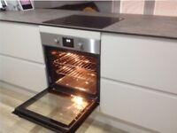 Zanussi electric oven