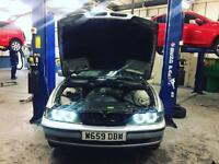 BMW e39 start and drive ! Parts or scrap