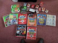 Match Attax Cards from various seasons - LOADS OF CARDS