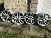 Nissan Juke Alloy Wheels x4