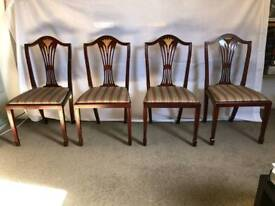 Set of 4 'Lee Longlands' Dining Chairs