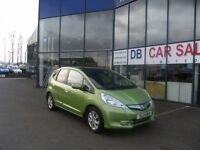 2011 11 HONDA JAZZ 1.3 IMA HX 5D AUTO 102 BHP **** GUARANTEED FINANCE **** PART EX WELCOME