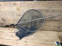 Salmon landing net Whitlock gye net